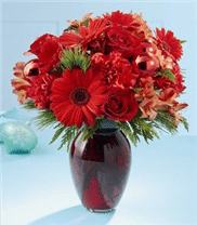 "Bouquet FTD ""Crimson"" B13-4121"