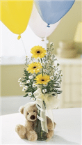 Bouquet FTD Bienvenue D6-3747