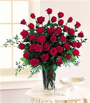 Bouquet de 36 roses rouges TF30-1