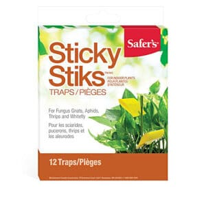 Pièges collants Sticky Sticks